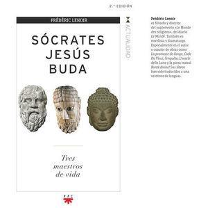 SOCRATES JESUS BUDA