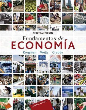 FUNDAMENTOS DE ECONOMIA 3º ED. 2015