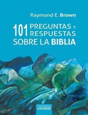 101 PREGUNTAS SOBRE LA BIBLIA