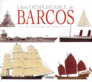 LIBRO DESPEGABLE DE BARCOS