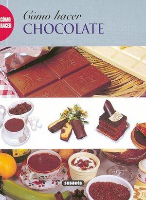 COMO HACER CHOCOLATE