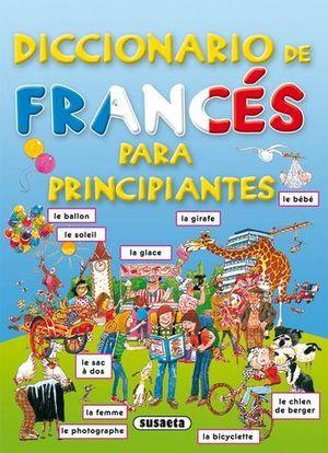 DICCIONARIO DE FRANCES PARA PRINCIPIANTES