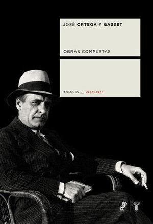 OBRAS COMPLETAS TOMO IV 1926/1931