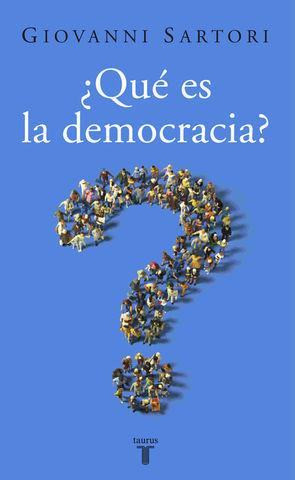 QUE ES LA DEMOCRACIA ?