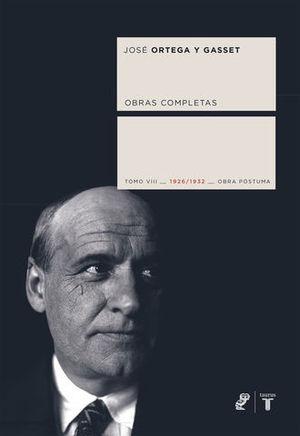OBRAS COMPLETAS TOMO VIII