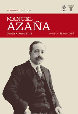 OBRAS COMPLETAS VOLUMEN I 1897 1920