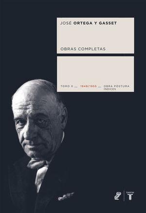 OBRAS COMPLETAS TOMO X