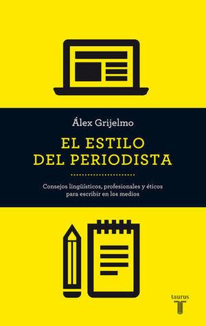 EL ESTILO DEL PERIODISTA 18ª ED. 2014