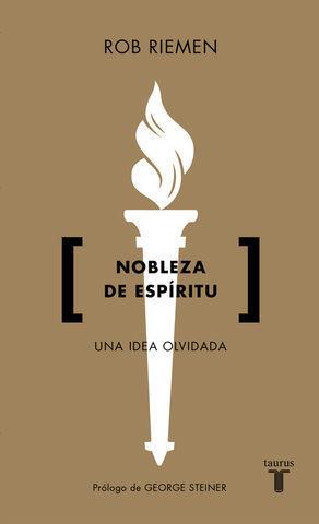 NOBLEZA DE ESPIRITU