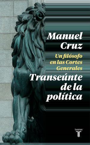 TRANSEUNTE DE LA POLITICA