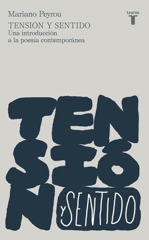 TENSION Y SENTIDO