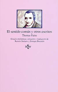 SENTIDO COMUN Y OTROS ESCRITOS, EL
