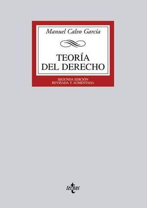 TEORIA DEL DERECHO 2ª EDICION
