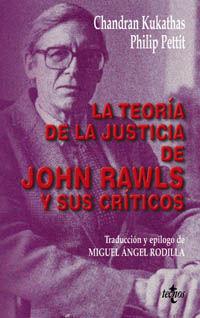 TEORIA DE LA JUSTICIA DE JOHN RAWLS Y SUS CRITICOS, LA