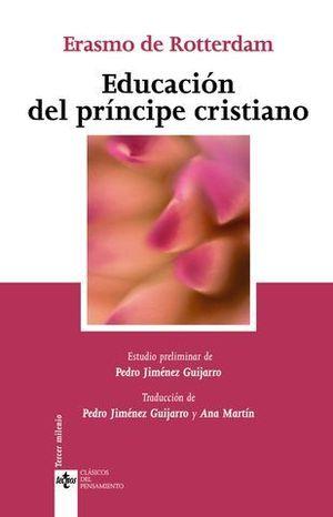 EDUCACION DEL PRINCIPE CRISTIANO