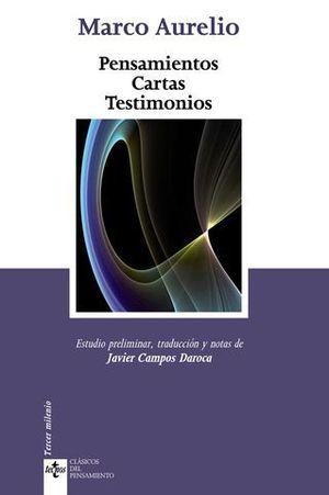 PENSAMIENTOS CARTAS TESTIMONIOS