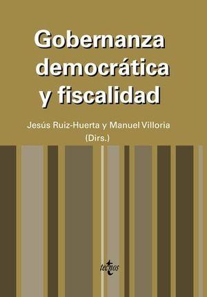 GOBERNANZA DEMOCRATICA Y FISCALIDAD