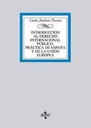 INTRODUCCION AL DERECHO INTERNACIONAL PUBLICO. PRACTICA DE ESPAÑA