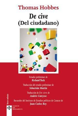 DE CIVE ( DEL CIUDADANO )