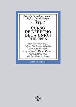 CURSO DE DERECHO DE LA UNION EUROPEA