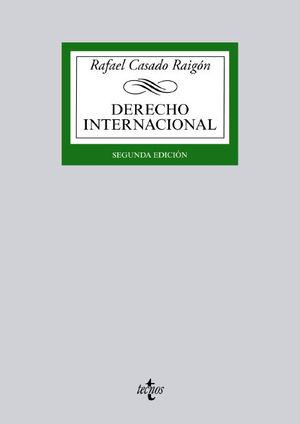 DERECHO INTERNACIONAL 2º ED. 2014