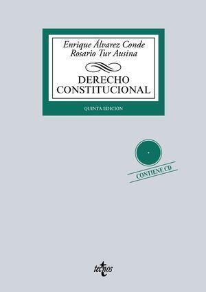 DERECHO CONSTITUCIONAL 5ª ED. 2015
