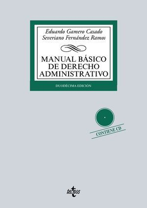 MANUAL BASICO DE DERECHO ADMINISTRATIVO 12ª ED. 2015