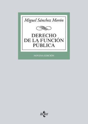 DERECHO DE LA FUNCION PUBLICA 9ª ED. 2016