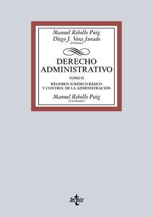 DERECHO ADMINISTRATIVO TOMO II ED. 2016