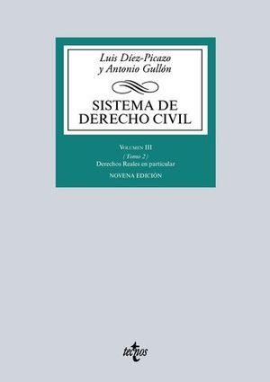 SISTEMA DE DERECHO CIVIL VOLUMEN III TOMO 2