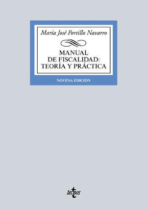 MANUAL DE FISCALIDAD: TEORIA Y PRACTICA 9ª ED. 2016