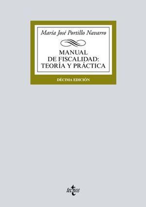 MANUAL DE FISCALIDAD TEORIA Y PRACTICA 10ª ED. 2017