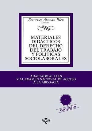 MATERIALES DIDACTICOS DERECHO DEL TRABAJO Y POLITICAS SOCIOLABORABLES