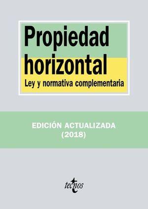 PROPIEDAD HORIZONTAL ED. 2018