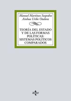 TEORÍA DEL ESTADO Y DE LAS FORMAS POLÍTICAS:SISTEMAS POLÍTICOS COMPARA