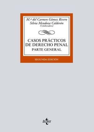 CASOS PRACTICOS DE DERECHO PENAL PARTE ESPECIAL ED. 2018