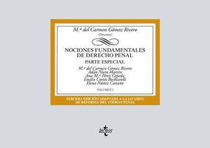 NOCIONES FUNDAMENTALES DE DERECHO PENAL VOL. 1 ED. 2018