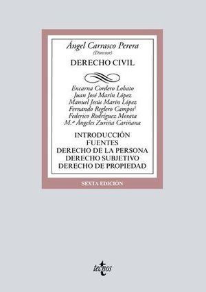 DERECHO CIVIL.  INTRODUCCION