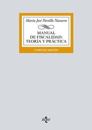 MANUAL DE FISCALIDAD:  TEORIA Y PRACTICA ED. 2018