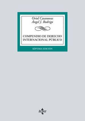 COMPENDIO DE DERECHO INTERNAICONAL PUBLICO