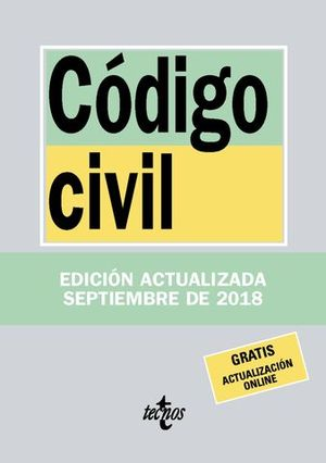 CODIGO CIVIL 2018