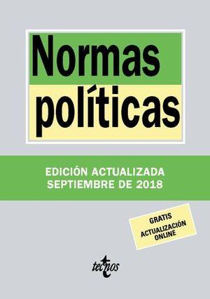 NORMAS POLITICAS 2018