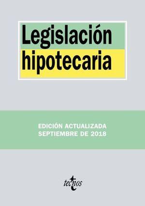 LEGISLACION HIPOTECARIA