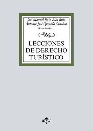 LECCIONES DE DERECHO TURISTICO