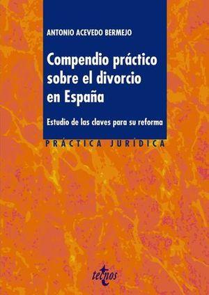 COMPENDIO PRÁCTICO SOBRE EL DIVORCIO EN ESPAÑA