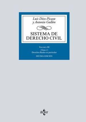 SISTEMA DE DERECHO CIVIL III TOMO 2