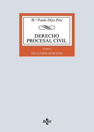 DERECHO PROCESAL CIVIL 2ª ED.