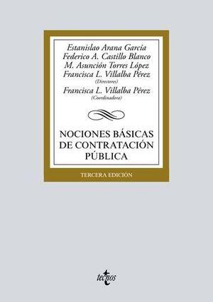 NOCIONES BÁSICAS DE CONTRATACIÓN PÚBLICA