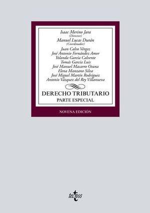 DERECHO TRIBUTARIO PARTE ESPECIAL