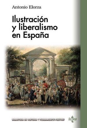 LIBERALISMO E ILUSTRACIÓN EN ESPAÑA